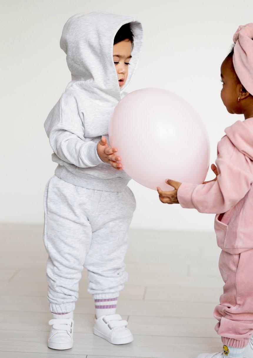 Kids Hoodie Spa Melange