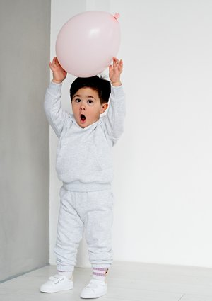 Kids sweatpants Spa Melange