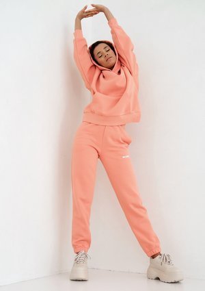 Mum sweatpants Coral Blush