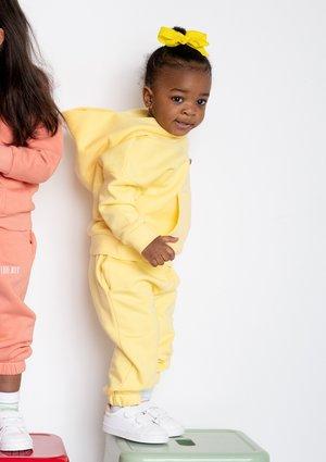 Spodnie dziecięce Sour Yellow