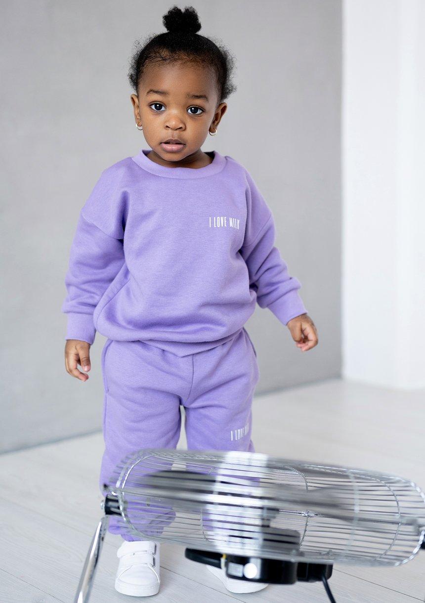 Dziecięca bluza Grape Fruit