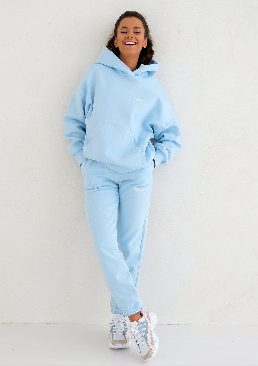 Spodnie dresowe Baby Blue ILM