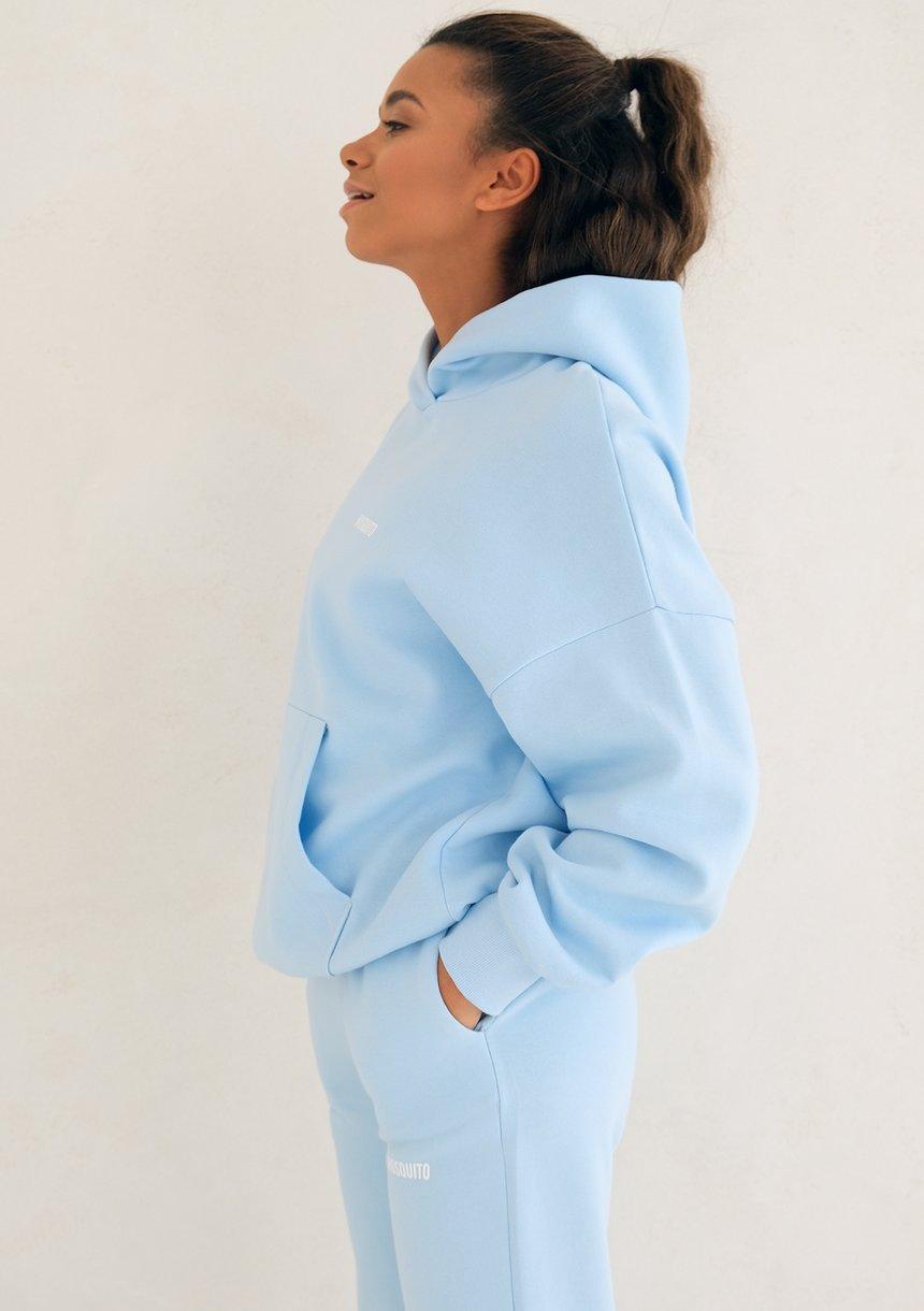 Mum hoodie Baby Blue