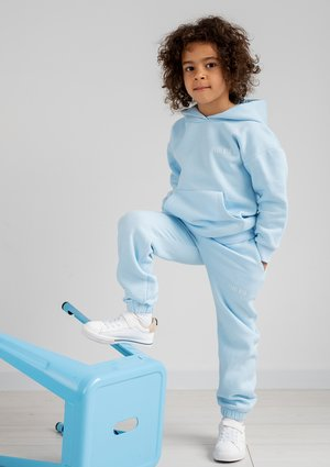 Kids sweatpants Baby Blue