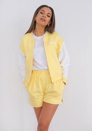 Bluza bomberka damska Sour Yellow