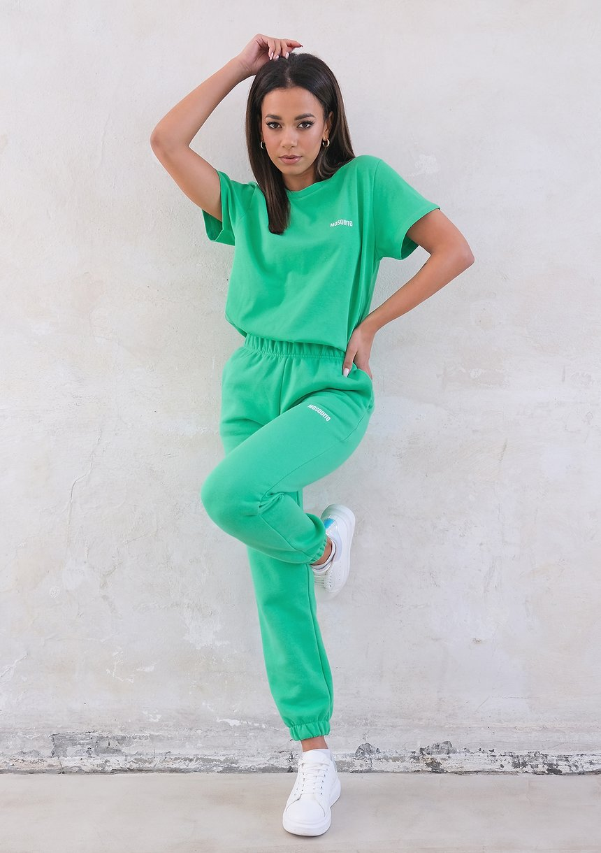 T-shirt Lush Green