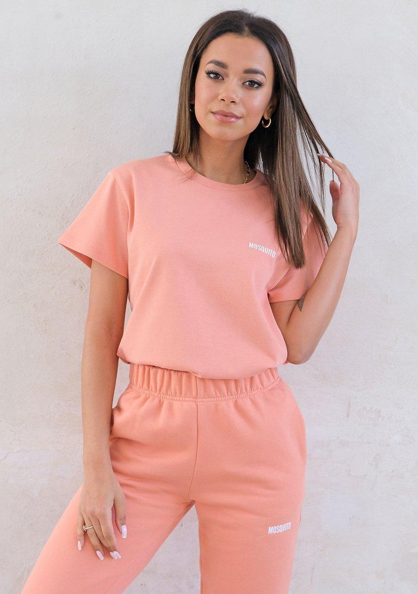 T-shirt Coral Blush