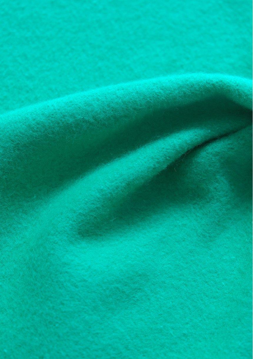 Women bomber sweatshirt Lush Green