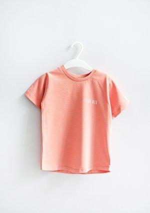 Kids T-shirt Coral Blush