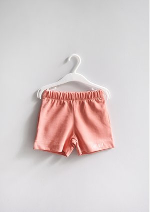 Kids shorts Coral Blush