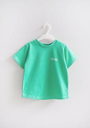 Kids T-shirt Lush Green