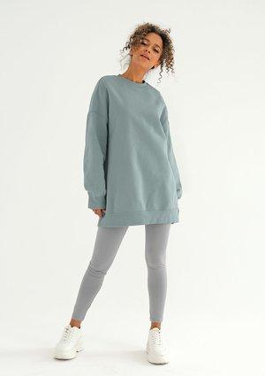 Women's oversize sweatshirt Blue Stone