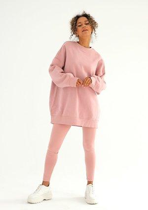 Bluza oversize Mellow Rose ILM