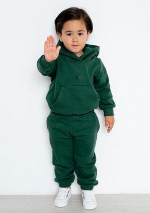 Kids hoodie Deep Green