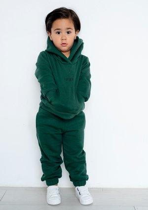 Kids sweatpants Deep Green