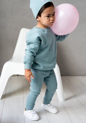 Kids sweatshirt Blue Stone