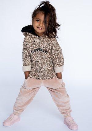 Kids animal printed hoodie