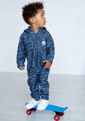 Onesie dziecięcy Blue zebra